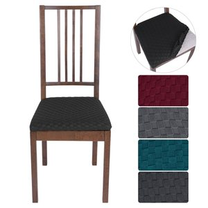 1/2/4/6 pcs/set Spandex Chair Cover Elastic Dining Seat Protect Case For Banquet Home Wedding Decoration New ^