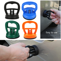 New 4 Color Dent Puller Bodywork Repair Panel Screen Open Tool Universal Remover Carry Tools Car Suction Cup Pad HOT