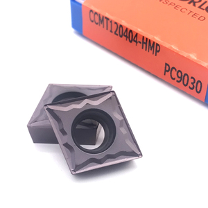 Image 5 - Insert Original CCMT060204 CCMT09T304 CCMT09T308 CCMT120404 CCMT120408 Internal Turning tool carbide insert for stainless steel