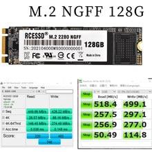 Rcessd m.2 ssd m2 128gb ngff 2280 512gb 1tb unidade de estado sólido 2280 disco rígido interno hdd ssd para desktop portátil notbook