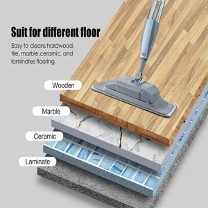 Image 5 - סמרטוט 3 ב 1 ספריי סמרטוט מטאטא מכונה שואב אבק קשה רצפת שטוח ניקוי כלי סט עבור ביתי יד כף קל להשתמש סמרטוט