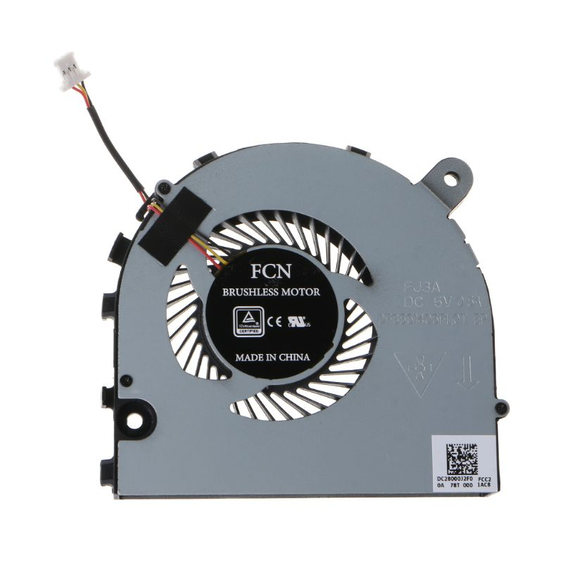 For Acer Shadow Rider 3 VX5-591G Laptop Cooling CPU Fan Cooler Radiator Replace
