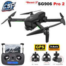 Drone 4k Gimbal Camera Upgraded Sg906 Pro2 NWE Version HD 5G Anti-Shake Triaxial Self-Stabilizing