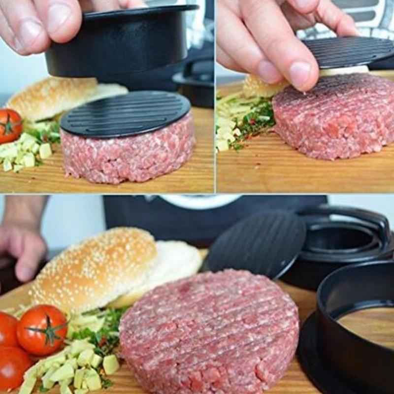 Hamburger Press Cooking Tools Bobs Burgers Kitchen Gadgets Hamburger Forms for Cutletses Burger Maker Kitchen Accessories-2