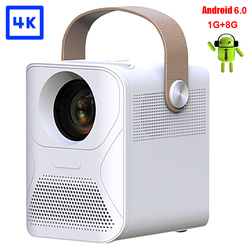 Video Projector 1080P Full Hd Home Theater Projectors Android Mini Beamr Portable Led For Smartphone PR45201