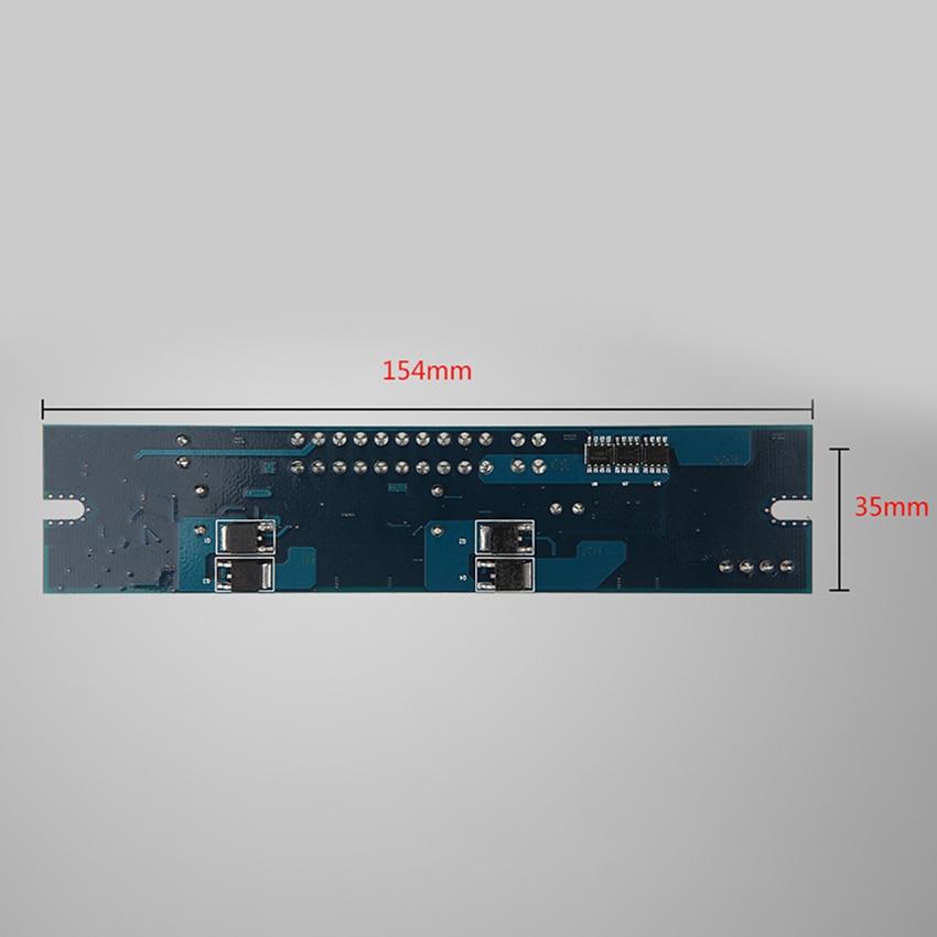 1 комплект 300W Питание модуль 12V DC-ATX преобразования Питание доска NAS промышленный компьютер Процессор Порты и разъёмы 24 Pin разъем ATX