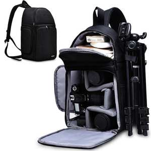 Backpacks Sling-Bag Camera-Bag Caden Shoulder DSLR Nikon Sony Waterproof Canon Scratch-Resistant