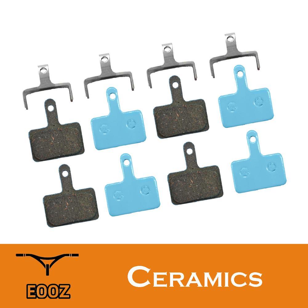 4 пары велосипедных керамических дисковых тормозных колодок для Shimano MT200 M315 M395 M416 M447 M486 M525 M575 Orion Auriga Pro