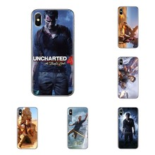 Telepon Perumahan untuk Samsung Galaxy S2 S3 S4 S5 Mini S6 S7 Edge S8 S9 Plus Note 2 3 4 5 8 Coque Fundas Neca Uncharted 4 Pencuri End(China)