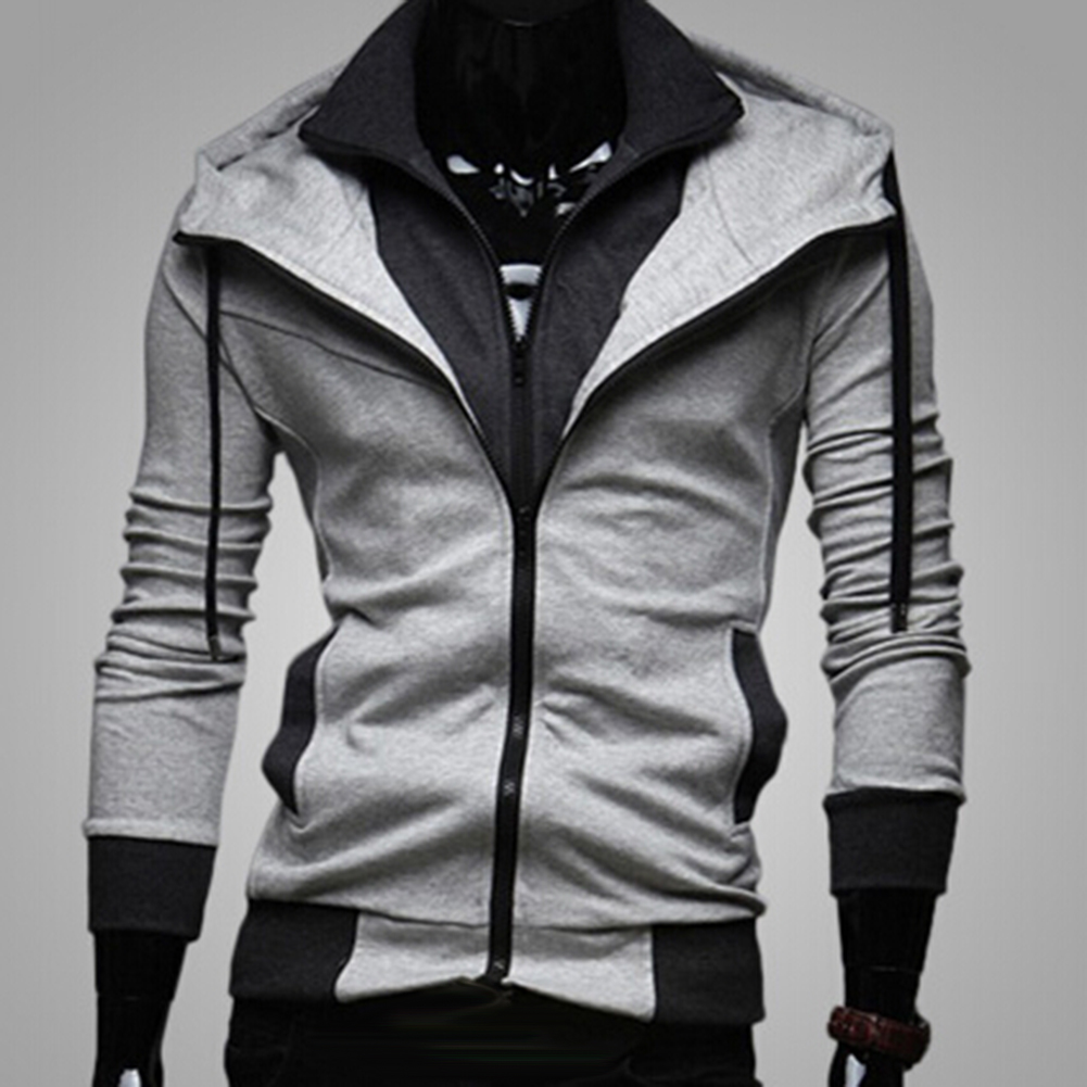 H029b33e0322c4ffabf7da2dada3f3d76T Jacket Men Autumn Winter zipper Casual Jackets Windbreaker Men Coat Business veste homme Outdoor stormwear clothing