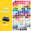 13 (168 colors)