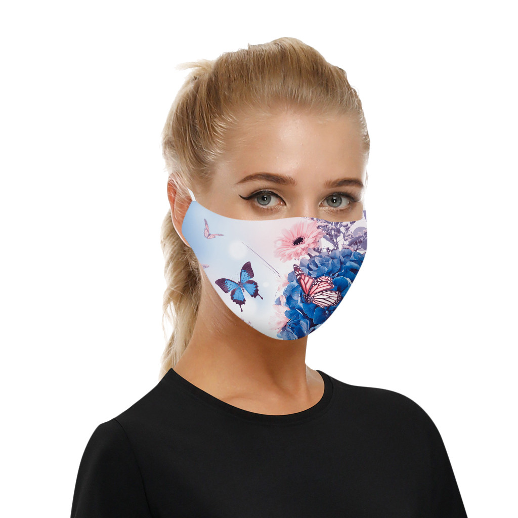 Universal Dust-Proof And Smog-Washable Mask For Adults In Europe And America Protective Breathable Mascarillas Masque 2020 Hot