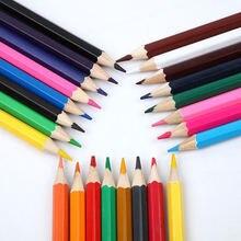 12/24/36 цветов hb/2b цветной карандаш chancellory детская живопись