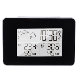 Wireless LCD Weather Station F