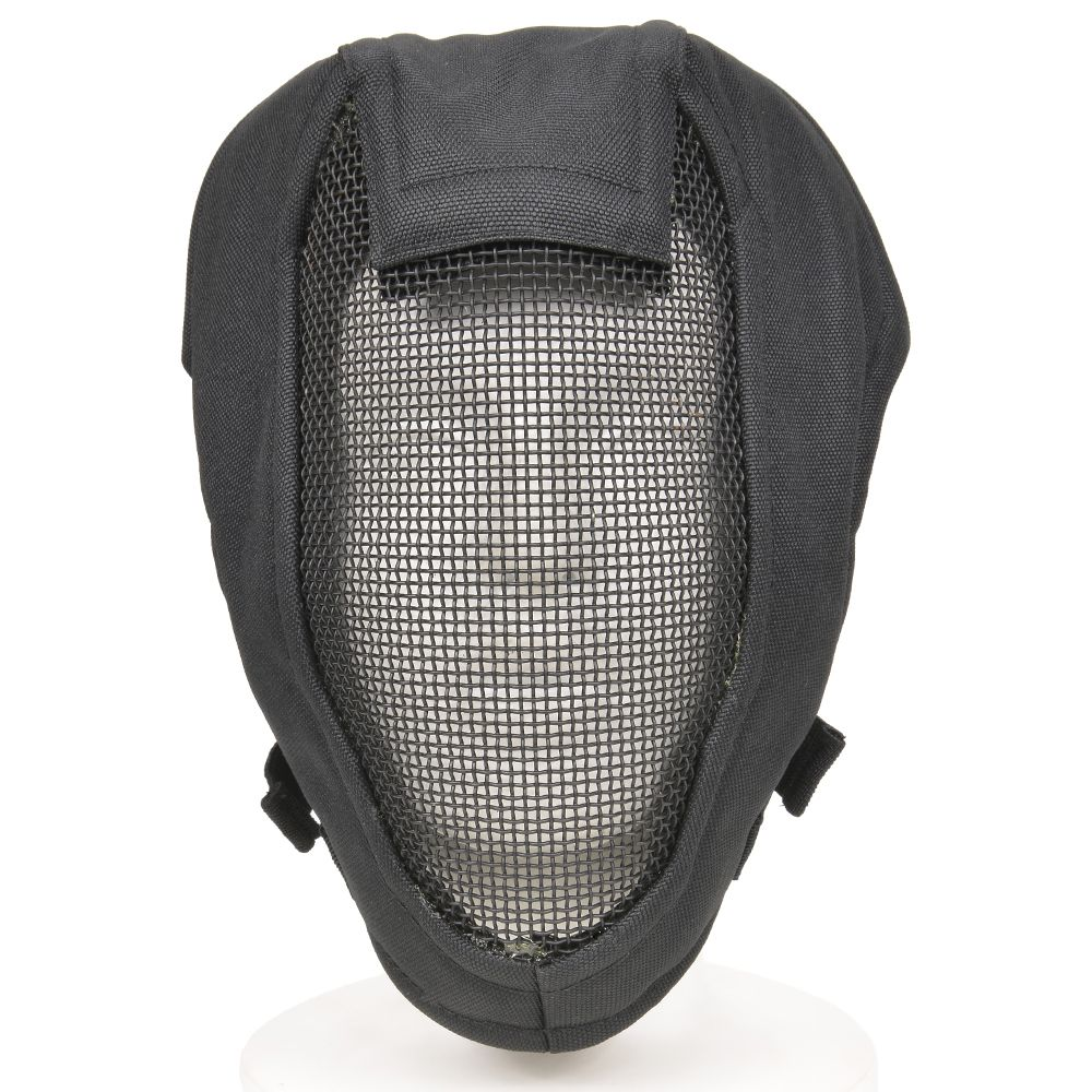 Tactical V3 Fencing Full Face Steel Metal Mesh Paintball Mask Helmet Military Army Hunting Wargame Airsoft Masks