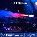 Пистолетный Co2 светодиодный пистолет RGB струйная пушка Co2 пистолет крио машина специальный сценический эффект освещения реактивный пистоле...