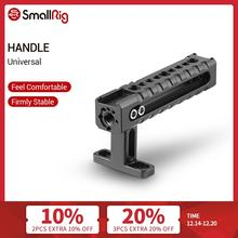 SmallRig Universal Camera Top Handle with Mounting Points Shoe Mounts for Video Camera Cages LED Lights Microphones 1984