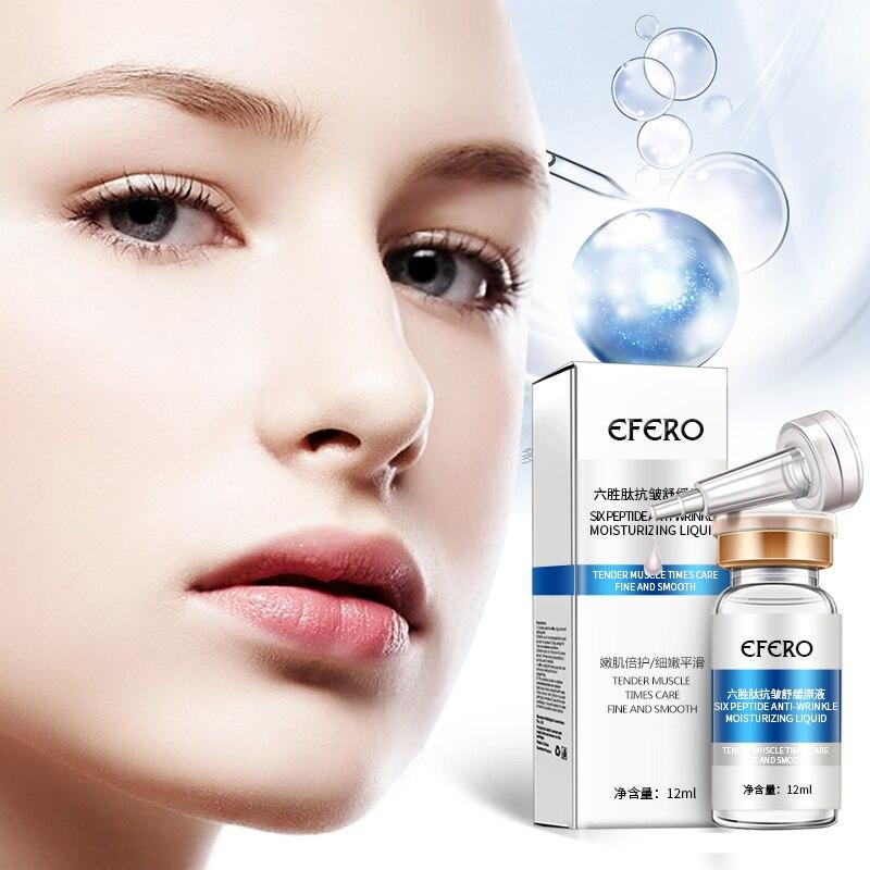Collagen Peptides Face Serum Cream AntiAging Wrinkle Lift Firming Whitening Face Cream Moisturizing Essence Skin Care