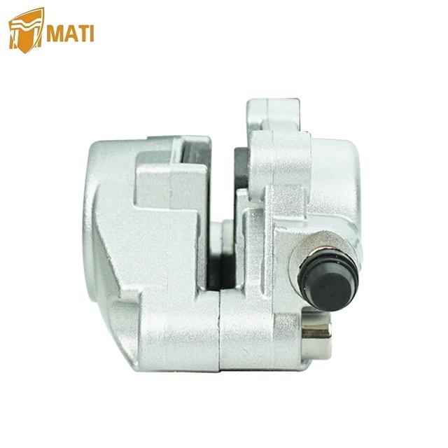 Фото rear disc brake caliper pump adapter for 50cc 70cc 90cc 110cc