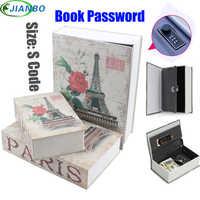 Safe Sparschwein Geheimnis Buch Für Münze Geld Stash Sicherheit Versteckte Safes Bargeld Geld Lagerung Schmuck Digitale Passwort Locker