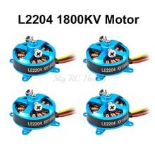 Высокое качество L2204 2204 1800KV KV1800 бесщеточный двигатель поддержка 2-3s для KT F3P RC самолет с фиксированным крылом
