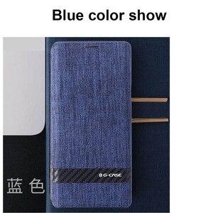 Image 5 - Чехол для Samsung Galaxy S10, роскошный тканевый чехол для Samsung S10 plus, чехол с откидной крышкой для Samsung Galaxy S10e, чехол