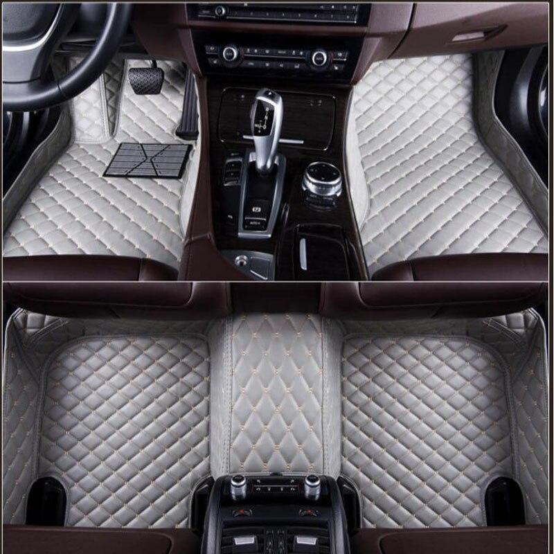 الحصير سيارة لمرسيدس بنز S سلسلة S350 S400 S450 S500 S550 S600 S63AMG W140 W220 W221 W222 سيارة حصيرة اكسسوارات السيارات