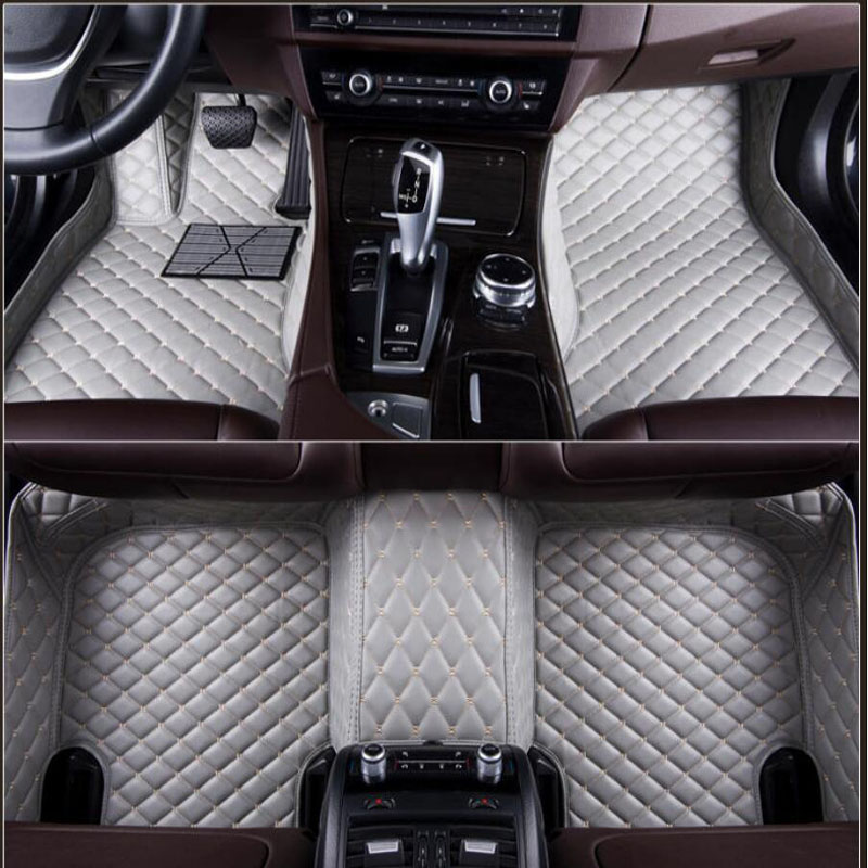 car floor mats For <font><b>Mercedes</b></font>-Benz S series S350 S400 S450 <font><b>S500</b></font> S550 S600 S63AMG <font><b>W140</b></font> W220 W221 W222 car mat car accessories image