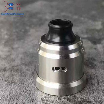 Taifun BTD RDA Atomizer rda with squonk BF PIN 22mm Single coil Rebuildable Dripping Adjustable air flow 316ss material vs haku
