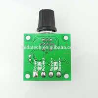 Control de velocidad de motor CC pequeño, 5v, Interruptor de control de Velocidad variable para motor eléctrico, control remoto, motor dc