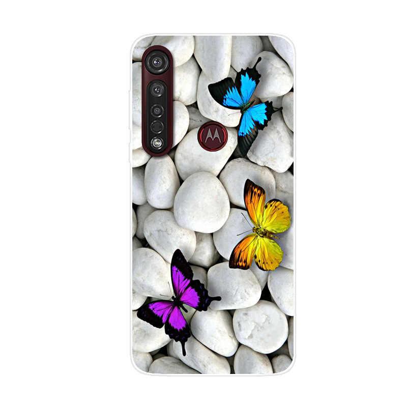 Dành Cho Motorola Moto G8 Plus Ốp Lưng TPU Silicone Mềm Bao Bọc Điện Thoại Cho Moto G8 Chơi Bao Funda Cho Moto g8Play 2019 G 8 Điện