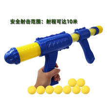 powered airsoft bb gun pistol air foam ball weapons indoor duck toy for childrens outdoor shooting game boy kids birthday gi