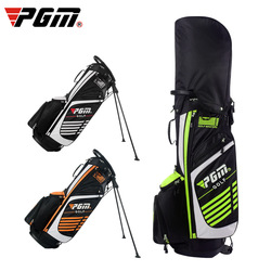 PGM Golf support sac Portable 14 trous Golf Clubs support sac grande capacité trépied support sac multi-usages Aviation paquets