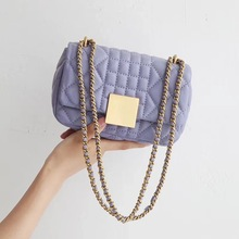2020 Fashion Style Flap Chain Bag Small Crossbody Bags For Women Shoulder Bag Genuine Leather Women Messenger Bags Sac a main