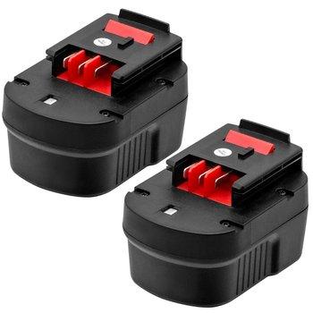 Akumulator 12V 3000mAh HPB14 kompatybilny z czarnym i piętrowym HPB14 FSB14 FS140BX BD1444L HPD14K-2 CP14KB akumulatorowe elektronarzędzia tanie i dobre opinie NONE CN (pochodzenie) Zabezpieczenie przed zwarciem OPRZYRZĄDOWANIE 10*SC NI-CD and NI-MH Rechargeable 95*85*55mm 3000mAh