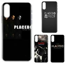 TPU Cases Covers Simple Placebo Rock Band For Samsung Galaxy A31 A51 A71 5G A81 A90 5G A91 A01 A11 M31 S11 S11E S20 Plus Ultra(China)