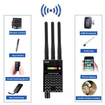 Wireless Hidden Camera Eavesdropping - Speedy Delivery USA 5