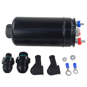 EFI 380LPH 1000HP TOP QUALITY External Fuel Pump E85 Compatible 044 Style New WLR-FPB003