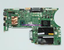 Genuine FRU: 01AV854 w i5-6440 CPU UMA BT463 NM-A611 Laptop Motherboard Mainboard for Lenovo ThinkPad T460P Notebook PC цена и фото