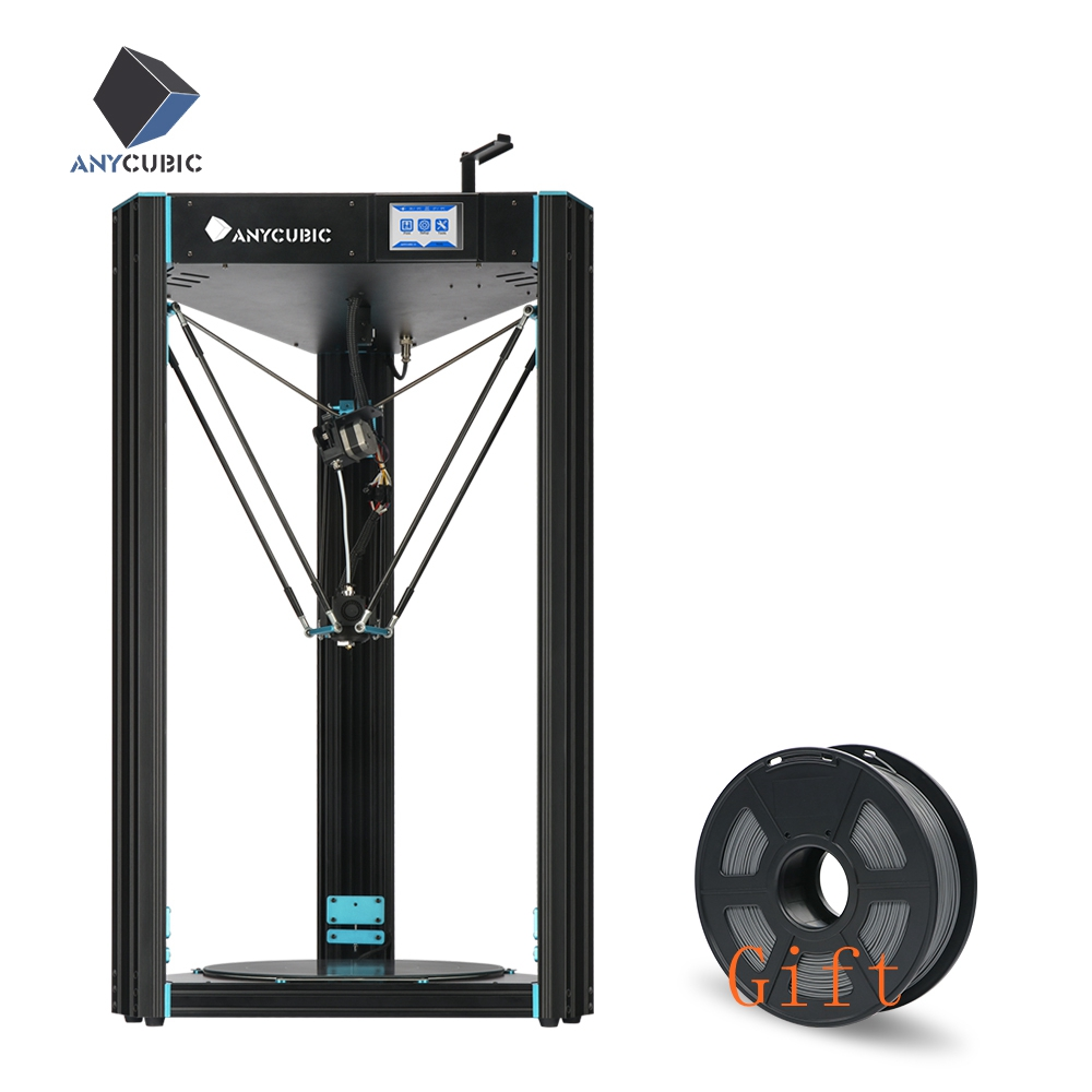 ANYCUBIC Predator 3d Printer Large Build Volume Metal Frame FDM 3D Printer DIY Kit With Ultrabase Flying Extrude 3d-printer
