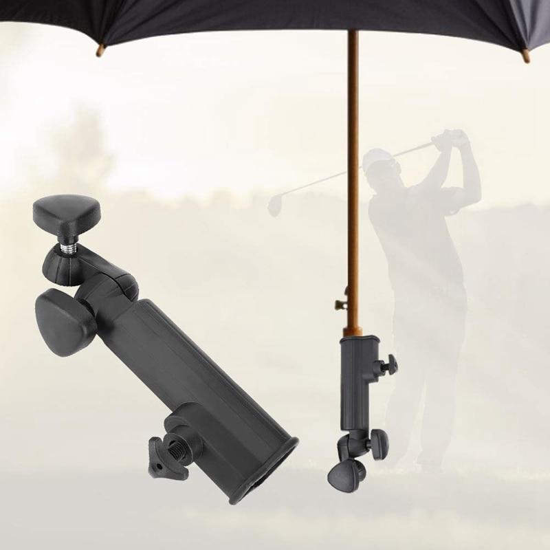 de golfe carrinho de guarda-chuva rack para