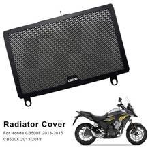 Ốp Lưng Lưới Tản Nhiệt Bảo Vệ Tấm Bảo Vệ Phù Hợp Với Cho Xe Honda CB500F 2013 2015 CB500X 2013 2018