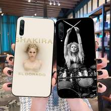 CUTEWANAN Shakira Mode Columbia singer SOFT Phone Cover for Huawei P40 P30 P20 lite Pro Mate 20 Pro P Smart 2019 prime(China)