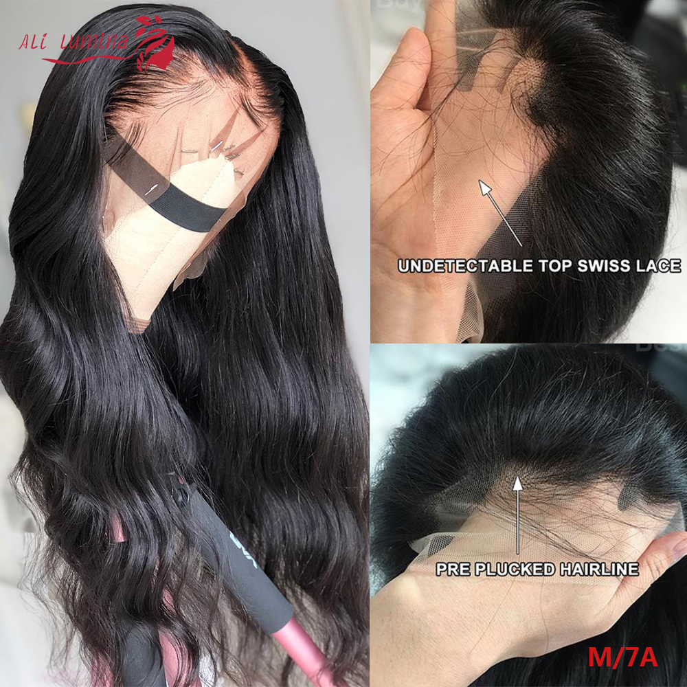 Body Wave Lace Frontal Wig Ali Lumina 2