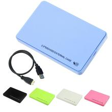 2.5inch SSD HDD External Case USB 3.0 5Gbps Mobile Hard Disk Box for Laptop