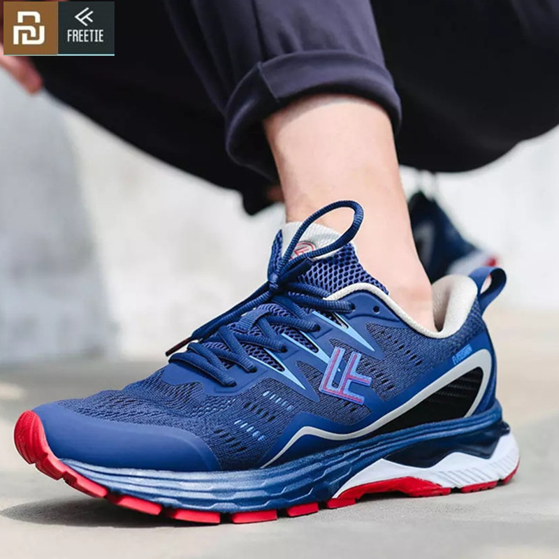 FREETIE Professional Stable Cushioning Running Shoes Sneakers Lightweight Support Casual Shoes Men's Running Fitness For Xiaomi
