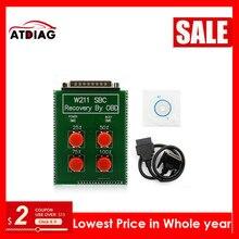 أفضل جودة W211/R230 ABS/SBC أداة إصلاح رمز c249f ل Merc * edes/Be * nz Obd SBC إعادة تعيين أداة sbc أداة إصلاح سريع شحن مجاني