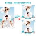 Двухсторонний дизайн изображение персонального фото свадебной фотосъемки по индивидуальному заказу Подарочная наволочка подушки чехлы н...