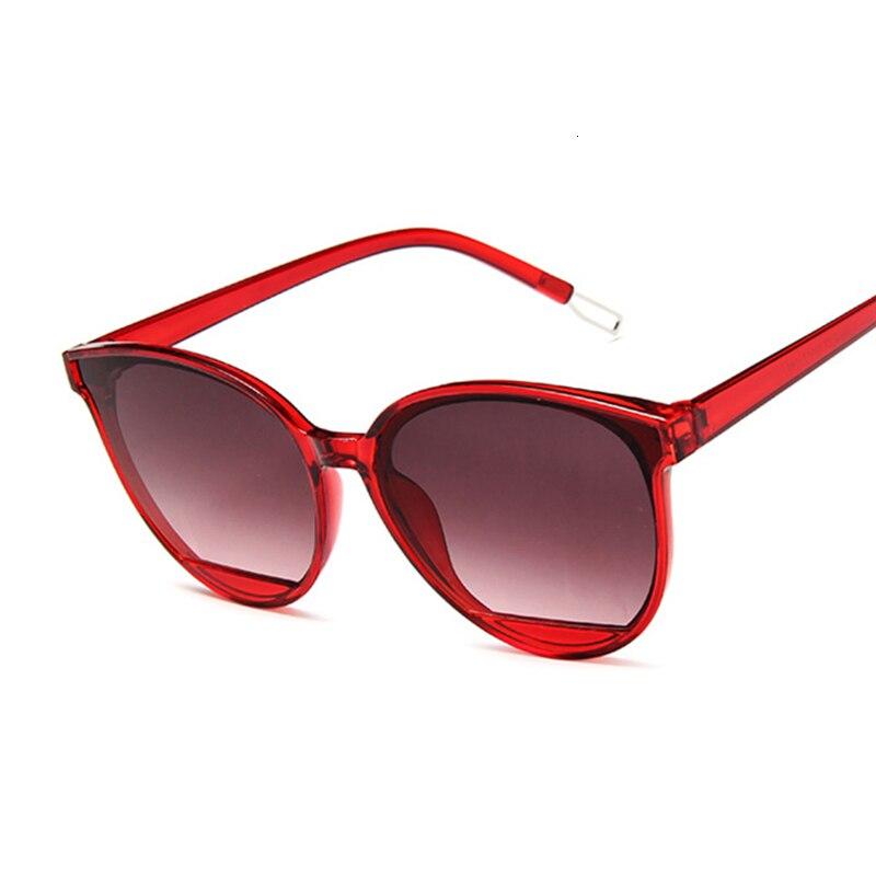 COOYOUNG Newest Arrival Fashion Sunglasses Women Vintage Mirror Sun Glasses Oculos De Sol Feminino UV400