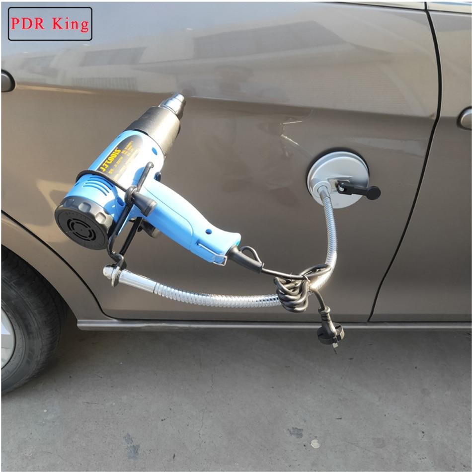 Hot Air Gun Stand For Car Dent Repair Tools PDR Tools Hair Dryer Tools Hail Dent Removal Pipe Stand